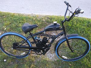 Motorized bicycle gas. for Sale in Homestead, FL