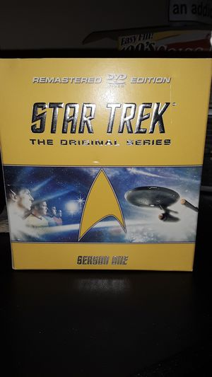Star trek the original series season 1 with cards for Sale in Athens, PA