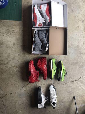 Jordan/ foams / Nike for Sale in Daly City, CA