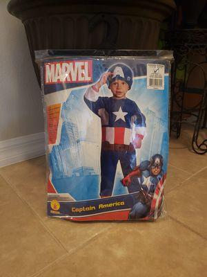 Marvel Captain America Halloween costume for Sale in Orlando, FL
