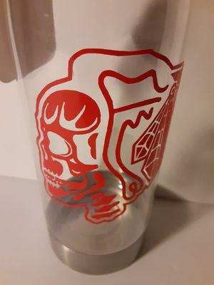 NEW Chicago Blackhawks Water Bottle for Sale in CARPENTERSVLE, IL