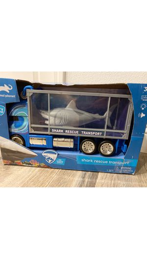 New Animal Planet Shark New Rescue Transport for Sale in Fontana, CA