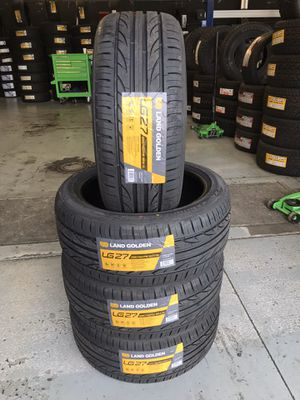 BRAND NEW SET OF TIRES 235/45r18 235/45/18 for Sale in Fontana, CA
