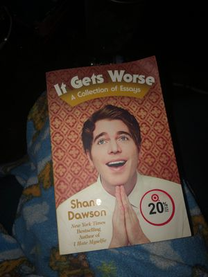It gets worse by Shane Dawson for Sale in Chillicothe, IL