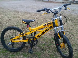 HUMMER 7 speed mountain bike. for Sale in Alma, AR