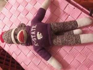 Ksyate sock monkey for Sale in Wichita, KS