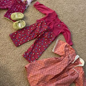 American girl doll Pj Sets for Sale in Orange, CA