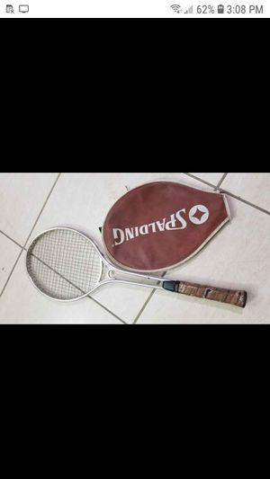 Vintage John newcombe tennis racket for Sale in Orlando, FL