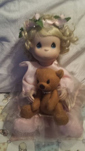 Precious Moments porcelain doll for Sale in Glen Burnie, MD