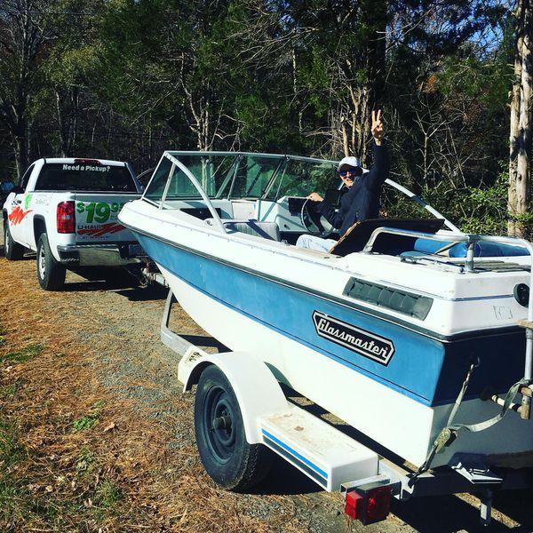 Boat Glassmaster 1989