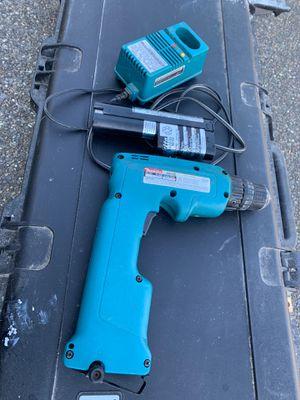 Makita cordless drill for Sale in Puyallup, WA