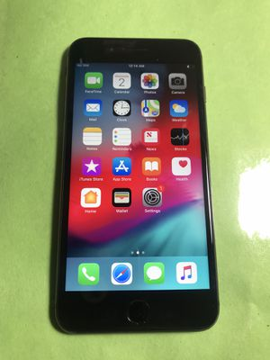 iPhone 8 Plus 64GB Black AT&T / Cricket for Sale in San Jose, CA
