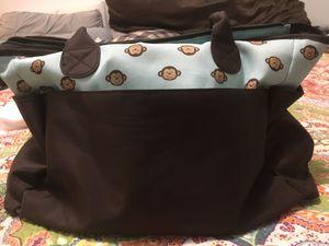 Diaper Bag, baby wash, newborn/premie bottles for Sale in Houston, TX