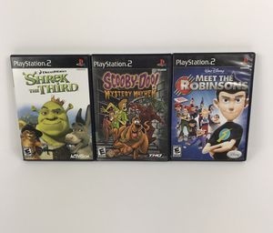 Scooby-Doo Mystery Mayhem (Sony PlayStation 2, 2004) Ps2 Game Lot for Sale in Sioux Falls, SD