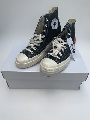 """Converse x Comme De Garçon """"All Star High Play(2015)"""" for Sale in Daly City, CA"""