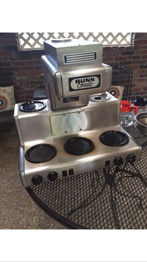 Bunn o Matic coffee maker for Sale in Caledonia, MI