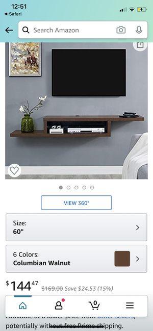 Beautiful Floating TV Shelf for Sale in Issaquah, WA