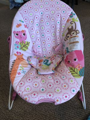 Baby bouncer chair for Sale in Missoula, MT