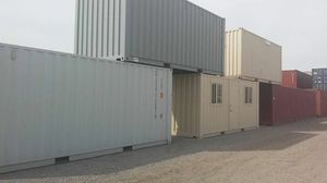 HUGE SALE ON OUR NEW/ ONE-TRIP 20' 40' & 40'HC SHIPPING CONTAINERS-WWT-30 day warranty for Sale in Key Biscayne, FL