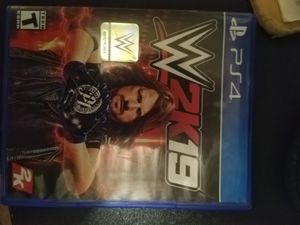 WWE 2K19 for Sale in Oxon Hill, MD