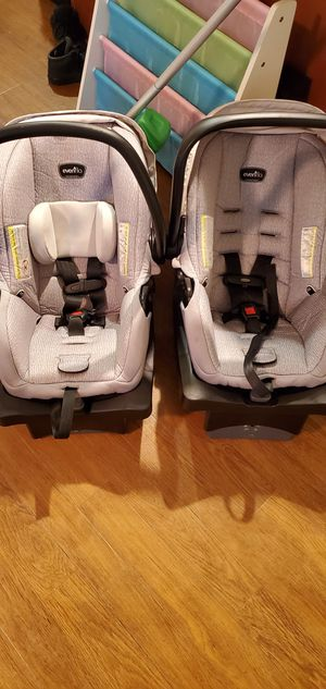 Evenflo infant carriers for Sale in Jacksonville, NC
