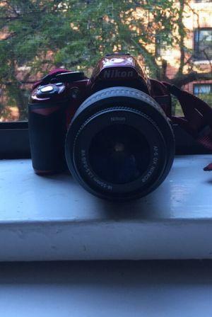 Nikon 3100 for Sale in Chicago, IL