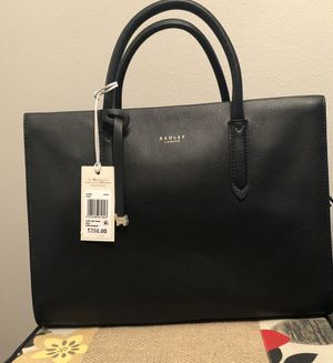 Radley London Leather tote bag for Sale in Davenport, FL