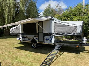 FOREST RIVER OFF ROAD POP UP CAMPER TENT TRAILER for Sale in Port Orchard, WA