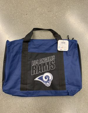 "Authentic NFL Los Angeles Rams Duffle Bag 18""x12"" for Sale in Pico Rivera, CA"