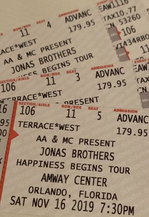 Jonas brothers for Sale in Orlando, FL