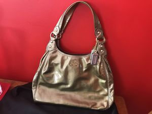 Coach leather hobo bag for Sale in Dearborn, MI