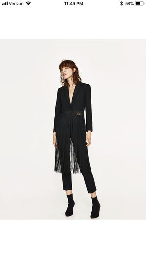 Zara Fringed Blazer for Sale in Alexandria, VA