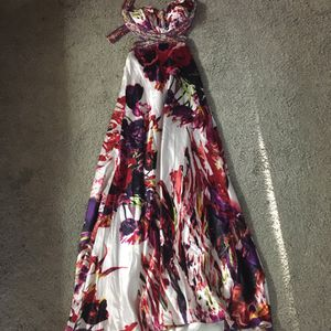 Floral Prom Dress for Sale in Woodland, CA