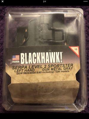 Brand new Blackhawk Serpa Level 2 Sportster left handed holster for Sale in Long Beach, CA