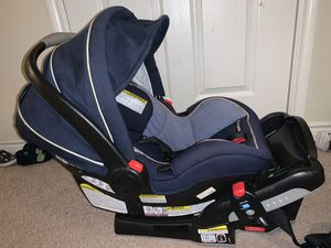 car seat with stroller for Sale in San Antonio, TX