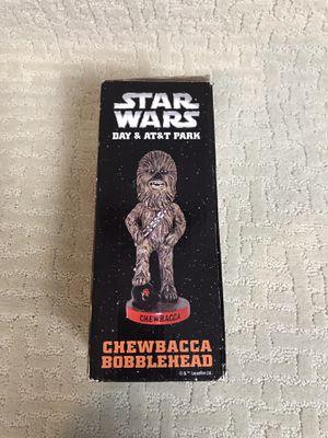 SF GIANTS 2015 Star Wars Chewbacca SGA bobblehead bobble New in box for Sale in French Creek, WV