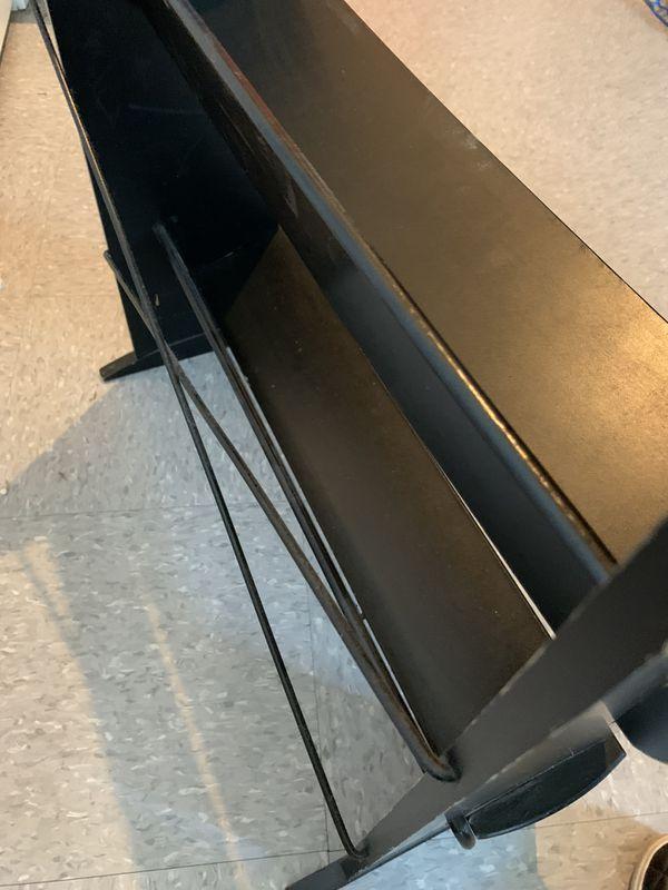 Shoe Rack/DVD holder