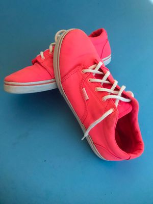 Pink Neon Vans 6.0 female (France-Paris) for Sale in Queens, NY