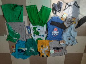New baby clothes size 0-6 months for Sale in Camden, NJ