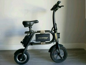 Swagcycle Swagtron Folding E-Bike for Sale in Seminole, FL