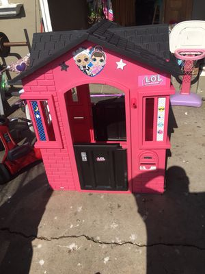 Lol surprise doll play house for Sale in San Diego, CA