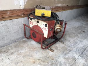 Generator and breaker box for Sale in Seattle, WA