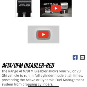 AFM And DFM For GM V6 And V8 Car And Trucks for Sale in Concord, NC