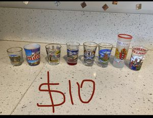 shot glass collection - Europe for Sale in Los Angeles, CA