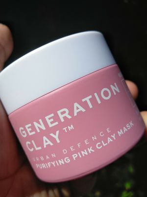 GENERATION CLAY URBAN DEFENCE PURIFYING PINK CLAY MASK ➖ ORIGINALLY RETAILS; $40 for Sale in Stockton, CA