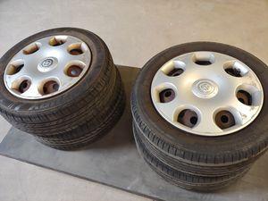 Scion miata civic tires wheels for Sale in San Diego, CA
