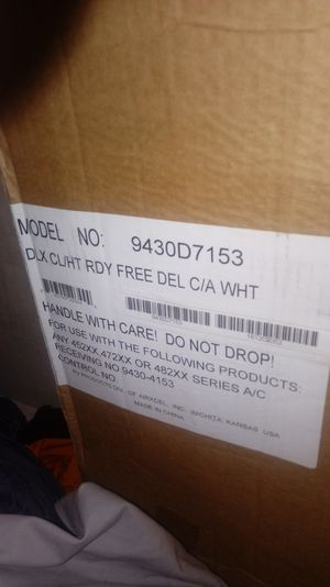 COLEMAN MACH AIR CONDITIONER CEILING ASSEMBLY NON-DUCTED for Sale in Shakopee, MN