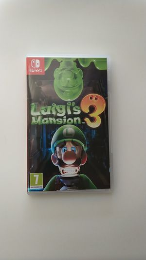 Luigi's Mansion Nintendo switch for Sale in Edison, NJ