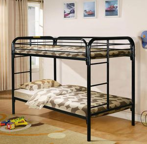 BLACK BUNK BED for Sale in The Bronx, NY