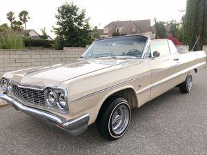 64 Chevy Impala Rag Top for Sale in Diamond Bar, CA